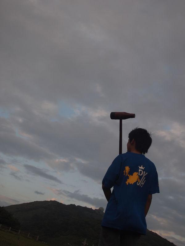 木球運動新風氣吹進東引國中小校園  圖片