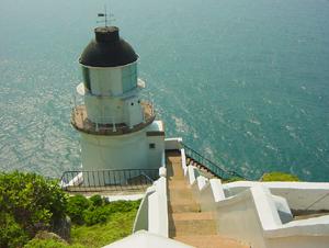 馬祖東引的百年燈塔--東引燈塔