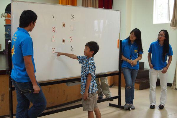 2011海外華裔青年英語服務營  照片